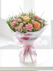 Sweet Pastels Hand-tied