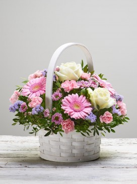 Mother's Day Celebration Basket