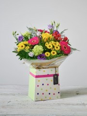 Happy Birthday Vibrant Gift Box