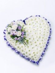 Classic Heart - Lilac