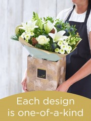 Winter Hand-tied Bouquet £38